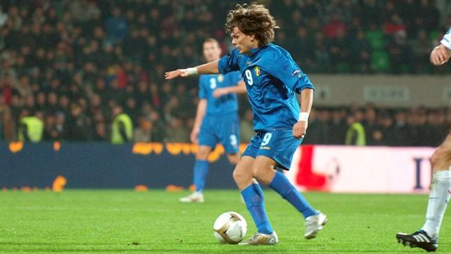 Валерий Андроник вызван в состав сборной Молдавии