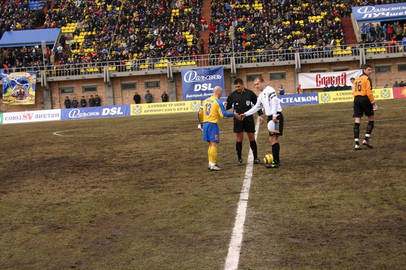 Во Владивосток приезжает один из самых титулованных клубов ФНЛ