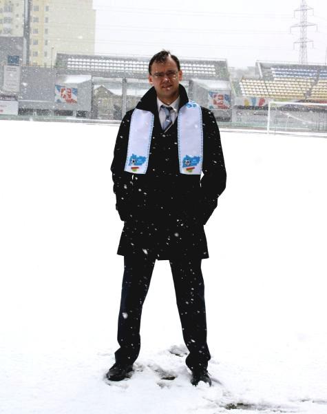 Дмитрий Глушко: Нам надо заново учиться болеть футболом