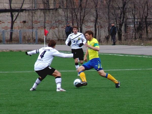 Евгений Федотов: Игра была тяжелая