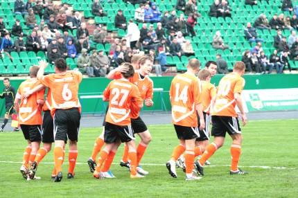 Открытие сезона в Комсомольске-на-Амуре началось с поражения «Смены»