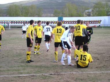 Отчет о матче «Чита» — «Амур-2010»