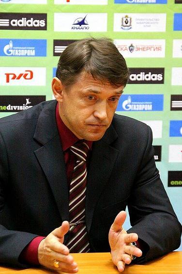 Пресс-конференция после матча «СКА-Энергия» — «Факел»