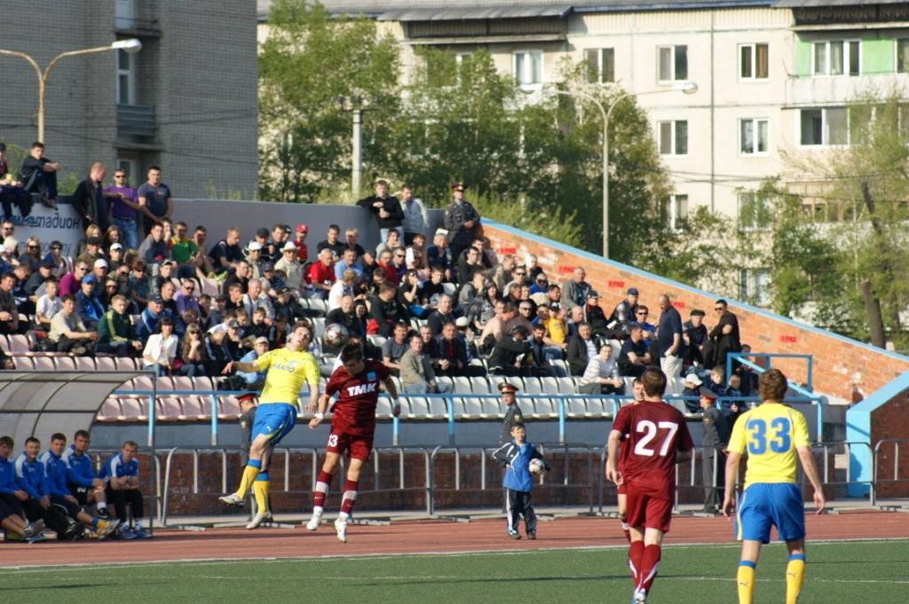 Текстовая онлайн-трансляция матча «Смена» — «Мостовик-Приморье»