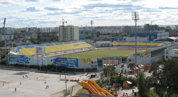 Текстовая онлайн-трансляция матча «Якутия» — «Белогорск»
