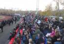 Домашние матчи «Белогорска» в среднем посещали более полутора тысяч зрителей
