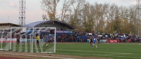 Завтра в Белогорске стартует Кубок России по футболу (зона «Дальний Восток»)
