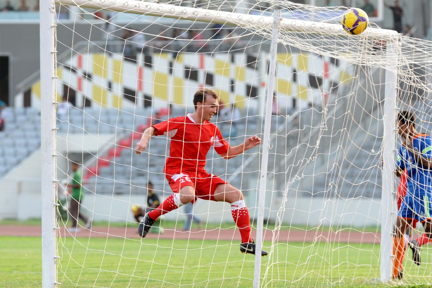 Борис Кочкин: Уровень 3-го дивизиона еще далек от Чемпионата Бангладеша
