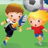 С детсада на футбол