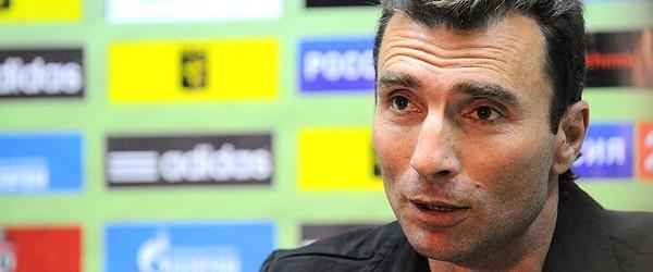 Александр Григорян: Мы настраиваемся на то, чтобы просто играть в футбол