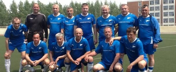 Ветераны Владивостока выиграли первенство Дальнего Востока