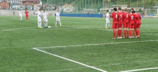 РСДЮФШ не сумела пробиться в четвертьфинал