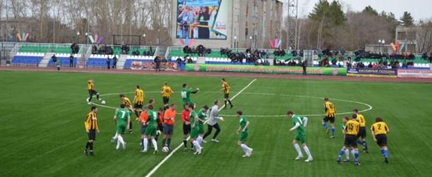 «Белогорск» и «Благовещенск» борются за Кубок Дальнего Востока