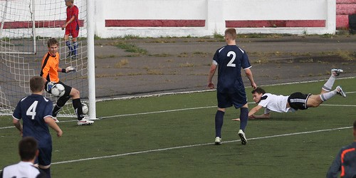 «Якутия-РСДЮФШ» вновь пропускает шесть мячей