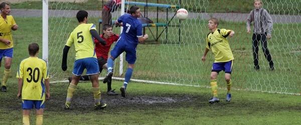 Команда из села Ленинского выиграла чемпионат ЕАО по футболу