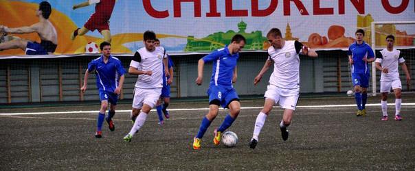 «Якутия-РСДЮФШ» взяла «серебро» на Кубке РФС