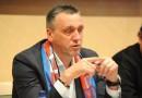 В. Иванаускас: Я принял новый вызов и работаю в России