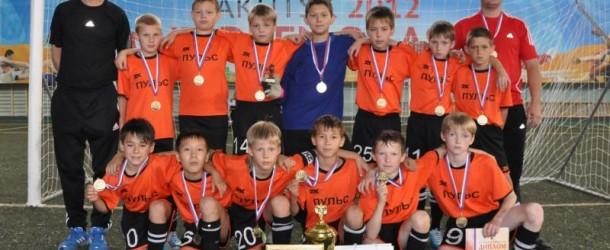 Команда «Пульс»(Якутия) будет представлять Д.В. на «Кожаном мяче 2013»