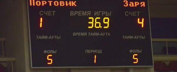 Якутская «Заря» разгромила МФК  «Портовик»
