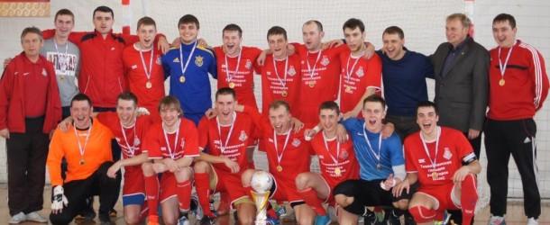 Уссурийский «Локомотив» — обладатель Кубка Дальнего Востока по мини-футболу