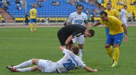 «Луч-Энергия» дома проиграл дебютанту ФНЛ