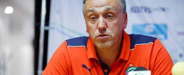 Иванаускас станет главным тренером «Луч-Энергии»