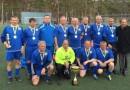 Ветераны «Луча» победили на турнире в Хабаровске