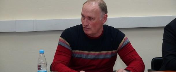 Юрий Жуков: «Единственный спонсор — КнААЗ. Средств хватит только для завершения сезона»