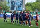 «Белогорск» одержал победу над уссурийским «Локомотивом»