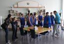 Кадеты побывали в гостях у футболистов «СКА-Энергии»