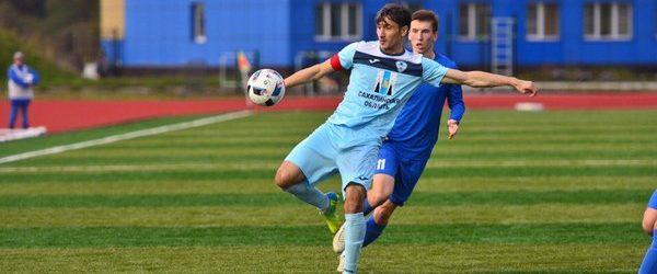 «Сахалин» ушел от поражения в домашнем матче против «Зенита»