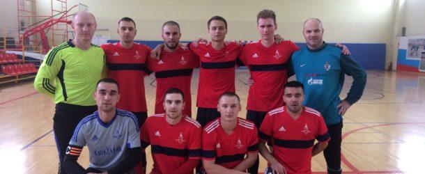 Итоги первого дня Чемпионата Дальнего Востока по мини-футболу