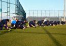 Футболисты «Луча-Энергии» приступили к тренировкам на втором сборе