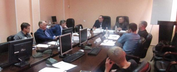 ДФС провел совещание руководителей дальневосточных футбольных клубов