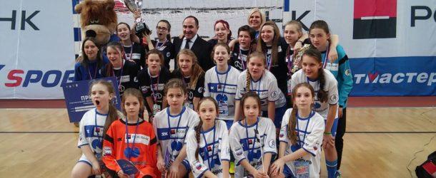 Хабаровская школа №27 стала чемпионом Всероссийского финала «Мини-футбола — в школу»