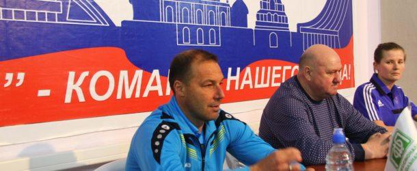 Максим Швецов: «Мы показали отвратительный футбол»