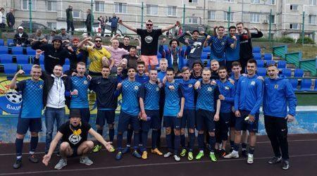 «Луч-Энергия-М» — лидер чемпионата Приморского края после первого круга