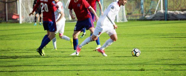 «СКА-Хабаровск» сыграл первый контрольный матч
