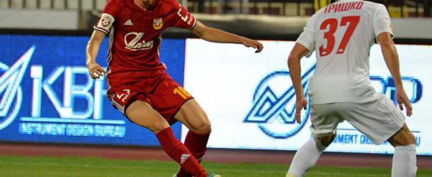 «СКА-Хабаровск» проиграл в гостях тульскому «Арсеналу»