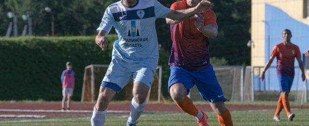 «Ноглики» вновь обыграли «Сахалин-М», забив победный мяч в компенсированное время