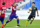 «СКА-Хабаровск-М» сыграл вничью с «молодежкой» «Анжи»
