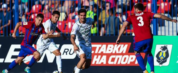 «СКА-Хабаровск» упустил победу над «Рубином» на последних минутах