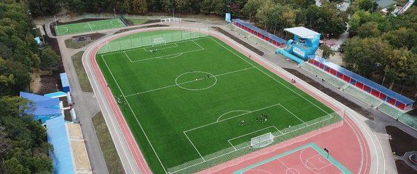 «Сахалин» будет играть на реконструированном стадионе «Космос»
