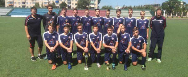 «СКА-Хабаровск-2002» — победитель зонального первенства. На базе «Смены» будет сформирована сборная Дальнего Востока