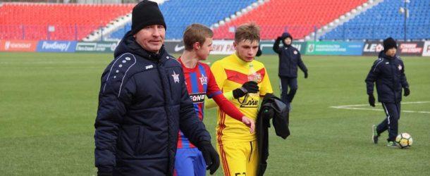 Сергей Ленивкин: «Очень хотели реабилитироваться за фиаско в Краснодаре»