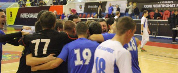 «Аркада» — чемпион Дальнего Востока по мини-футболу