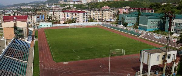«Сахалин» рассматривает перенос домашних матчей в Холмск