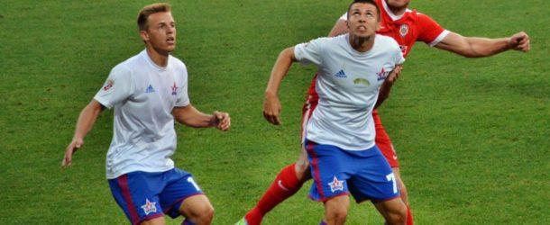 «СКА-Хабаровск» одержал минимальную победу над чешским клубом