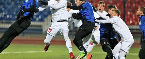 «СКА-Хабаровск» проиграл «Шиннику» и вылетел из Кубка России