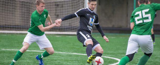 «Сахалин» сыграл третий контрольный матч с одним и тем же соперником — любительским клубом из Сочи